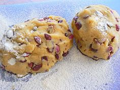 Μπισκότα με Κράνμπερις και Φιστίκι Pistachio Cookies, Kitchen Stories, Desserts, Food, Tailgate Desserts, Deserts, Essen, Postres, Meals