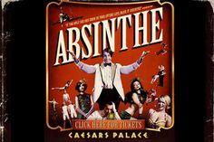 Absinthe at the Caesars !