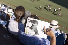 Martin Parr travels to Buenos Aires for the Argentine Polo Championships.