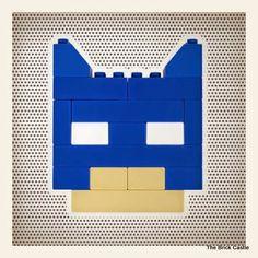 The Brick Castle: Batman LEGO DUPLO Giveaway - The Batcave Adventure set 10545