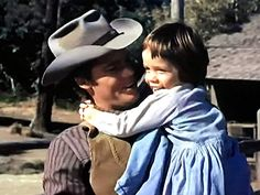 Doug McClure and Tane McClure in The Virginian Gaucho, Cowgirls, James Stacy, Doug Mcclure, James Drury, Smiling Eyes, Old Folks, Tv Westerns, The Virginian
