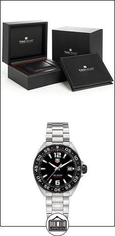 Reloj Tag Heuer Formula 1 Cuarzo 41 MM brazalete acero WAZ1110.BA0875  ✿ Relojes para mujer - (Lujo) ✿