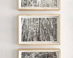 Green Landscape, Landscape Art, Diy Wall Art, Tree Art, Printable Art, Digital Prints, Etsy Seller, Gallery Wall, Etsy Shop