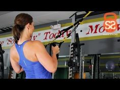Beginner Circuit With TRX | Sleek/Strong With Rachel Cosgrove