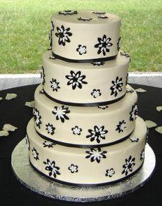 torta-bn1 - CAKES TORTA DE BODA