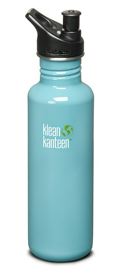 Kleen Kanteen is the ONLY bottle that doesn't leave a funny odor or taste in water!