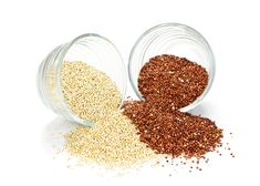"""What Is Quinoa and How Do You Cook With It?: """"Quinoa looks like couscous and is as versatile as rice, but tastes richer than either of them. It's also healthy and can be enjoyed at any meal time. Best Carbs To Eat, Good Carbs, Best Vegan Protein, Vegan Protein Sources, High Protein, Protein Superfood, Fast Metabolism Diet, Metabolic Diet, Recipes"""