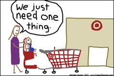 The truth about Target...
