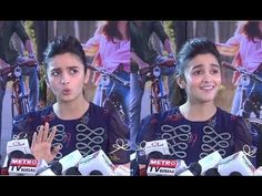 Alia Bhatt's UNCUT interview for DEAR ZINDAGI movie.