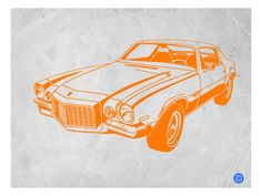My Favorite Car 6 Poster by NaxArt at AllPosters.com