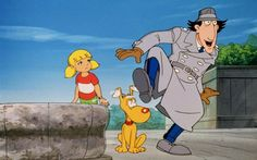 TheHollywoodReporter has revealed that Disney is now developing a brand new live-action film based on the cartoon series Inspector Gadget, Best 80s Cartoons, Retro Cartoons, Classic Cartoons, Vintage Cartoon, Vintage Tv, Inspector Gadget, Kids Tv Programs, Detective, Cartoon Wallpaper Hd