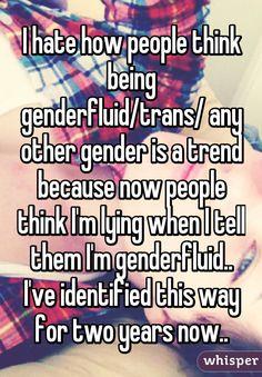 trans genderfluid -