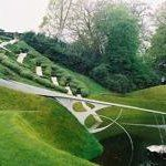 The Garden of Cosmic Speculation | Apartment Therapy