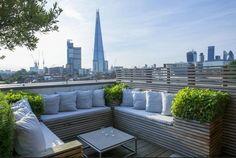 roof terrace london - Google Search