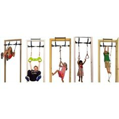 """Gorilla Gym, Indoor Gym For Kids - www.gorilla-gym.com I will need to do more research; they always seem great until kids start getting hurt and things start getting recalled and you smack your forehead and say, """"DUH!"""""""