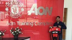 Médico do Flamengo faz visita ao CT do Manchester United para troca de experiências