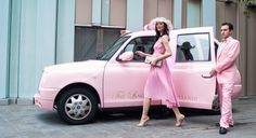 The Langham, Xintiandi, Creates Social Media Buzz In Shanghai With The Pink London Taxi Expedition | Elite Traveler