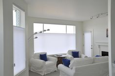 budget blinds portland kitchen hunter douglas architella shades gave this white washed modern condo nw portland polished look have patented technology that also best window coverings images on pinterest budget blinds