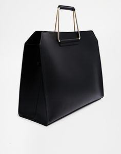 Beautiful sleek and minimal handbag by ASOS