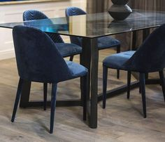You guys loved @juliaandsasha's luxe navy dining chairs so much that we've sold out of them! But more stock is coming so head to http://ift.tt/1v9jaEU and search 'Lucille' to pre-order yours now. #9theblock #diningroom #chairs http://ift.tt/2cJpWPD