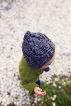 Ravelry: Fauna Pixie Hat pattern by Gynka Knitwear
