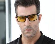 Luxusné polarizované okuliare pre šoférov do nepriaznivého počasia3 Wayfarer, Ray Bans, Mens Sunglasses, Style, Fashion, Swag, Moda, Fashion Styles, Men's Sunglasses