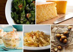 Soul Food Inspiration Board   mywedding.com
