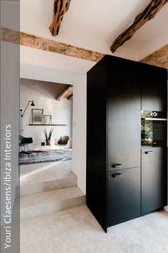 45 Quadratmeter Pures Urlaubsfeeling U2013 Interior Designer Jurjen Van Hulzen  Hat Einen Alten Ibizenkischen Stall In