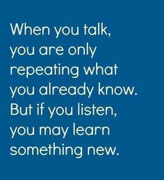 """He who knows, does not speak. He who speaks, does not know"" -Lao Tzu #quote #listen #learn"