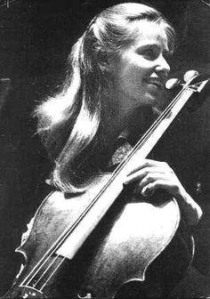 jacqueline du pre, ca. 1967