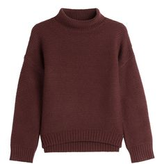 Vince Wool and Cashmere Pullover (26.655 RUB) ❤ liked on Polyvore featuring tops, sweaters, mauve, turtle neck sweater, cashmere turtleneck, wool turtleneck sweater, vince sweaters and grey wool sweater