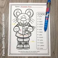 Christmas Color By Number Kindergarten Know Your Numbers   TpT Christmas Color By Number, Christmas Colors, Classroom Management Tips, Color By Numbers, Group Work, Math Resources, Fourth Grade, Small Groups, Elementary Schools