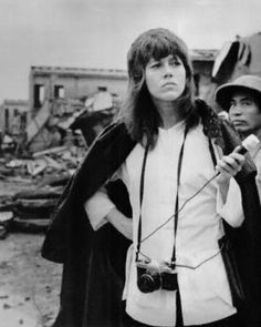 Jane Fonda. 1972