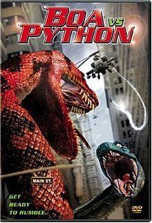 Boa Vs Python Full Movies Creature Movie Python