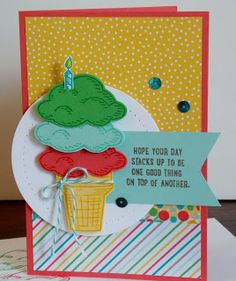 Laura's Works of Heart: JUNE CLASS OF THE MONTH:SPRINKLES OF LIFE: