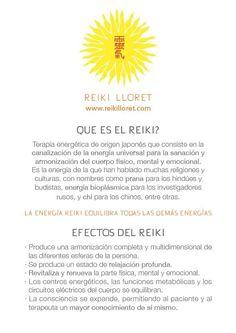 El Reiki y sus efectos (resumido) « Reiki Lloret (Girona) – Terapias, cursos y talleres