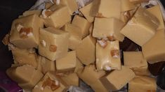 Jersey caramel fudge |