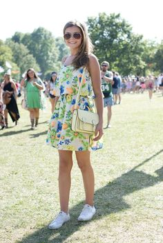 This is a trend we're seeing everywhere — including festivals. It's a comfortable look that your feet will love, which makes it so smart to incorporate into your Summer rotation.  Source: Getty / Kirstin Sinclair