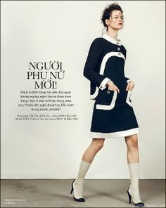 Isabelle Nicolay by Zhang Jingna in Chanel, Elle Vietnam May 2014 #photography #fashioneditorial #zemotion