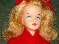 Vintage Tressy Doll - 1960s