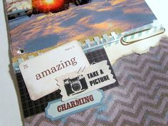 Heather Ulmer - STAY BEAUTIFUL: January Project Life Completed #scrapbooking #scrapbook #pocketscrapbooking #projectlife #BeckyHiggins #papercrafting