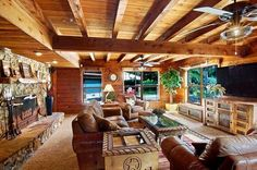 The Manliest Homes in America