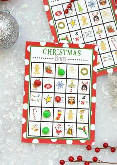 christmas games Free Printable Christmas Bingo Game to print and play this holiday season! So cute for the kids whether its at a school party or a fun holiday party at home. Preschool Christmas Games, Christmas Activities For Families, Christmas Games For Family, Xmas Games, Holiday Party Games, Kids Party Games, Kids Christmas, Family Holiday, Holiday Parties