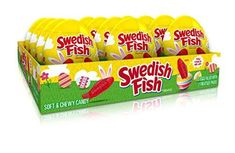 Swedish Fish Soft Candy Easter Egg, 24 Count Soft Candy, Chewy Candy, Easter Candy, Easter Eggs, Fish Puns, Swedish Fish, Cool Fish, Fish Shapes, Egg Hunt