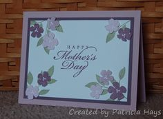 mothers day card operation write home | hope all the moms out there have a fabulous Mother's Day weekend!
