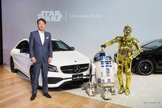 Mercedes-Benz CLA  Star Wars Special Edition