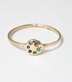 guess who found another site with cute rings? catbird.