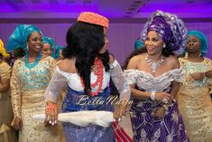 Ezinne & Uchenne - Igbo Nigerian Traditional Wedding in Texas, USA - Dure Events - BellaNaija55.0