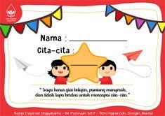 Certificate Design - Kelas Inspirasi Yogyakarta