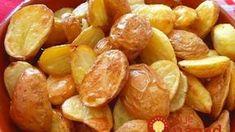 Neprekonateľné trasené zemiaky: Tajomstvo prípravy dokonalých chrumkáčov sú len 3 prísady a zatriasť hrncom! Pretzel Bites, Food And Drink, Bread, Fruit, Recipes, Parenting, Kids, Red Peppers, Young Children